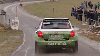 Ride onboard with rally driver Jan Kopecky