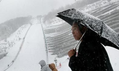 入冬最強 零下23度急凍日本