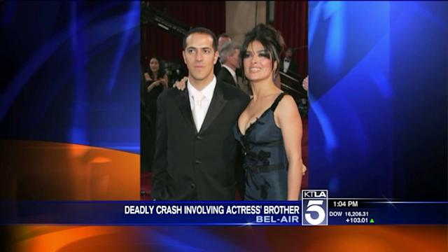 Police: Speed a Factor in Fatal Car Crash Involving Brother of Actress Salma Hayek