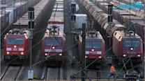 German Train Drivers' Union Calls 5-day Strike Starting Tuesday in Dispute With Rail Operator