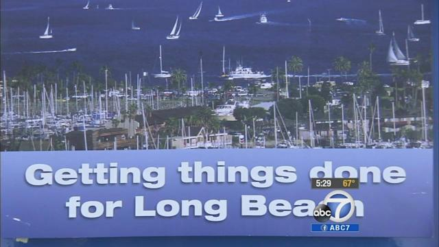 Long Beach mayoral candidate mailer features wrong city
