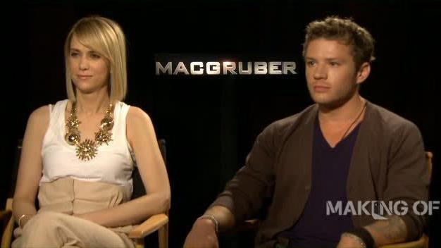 Kristin Wiig and Ryan Phillippe for