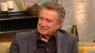 Regis Philbin Praises David Letterman As The 'Best Late Night Talk Show Guy We've Ever Had'