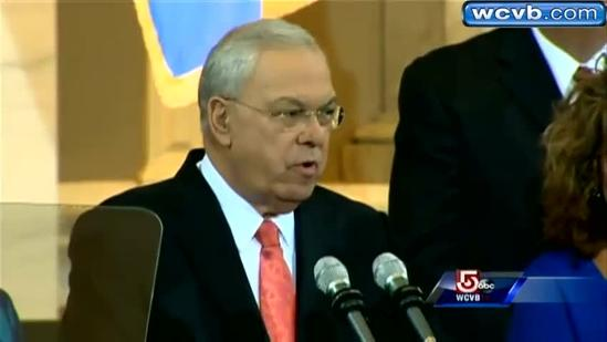 Uncut: Boston Mayor Tom Menino announces retirement