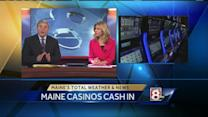 Maine, Oxford benefit from casino tax revenue