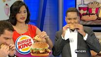 Executive Chef Taste Tests Latest Fast Food