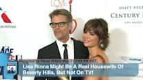 Lisa Rinna Might Be A Real Housewife Of Beverly Hills, But Not On TV!
