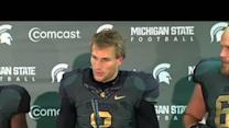 Michigan State Postgame: 10/15/11