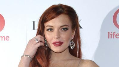 Lindsay Lohan finds inspiration in Liz Taylor