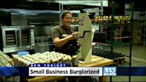 Small Business Takes Big Blow From Thieves In Downtown Sacramento