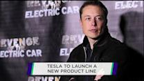 Tesla to launch a new product line