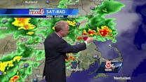 Mike's Boston area weather forecast