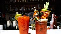 The wildest Bloody Mary you've ever seen