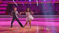 Dancing With the Stars premiere features Amber Riley triple 9 score, moving Valerie Harper dance