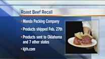 Louisiana meat company Manda Packing recalls deli meat sold in Oklahoma