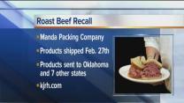 Louisiana meat company Manda Packing recalls deli meat sold in Oklahoma