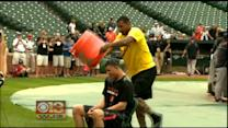 """Ice Bucket Challenge"" Hopes To Raise Awareness Of ALS"