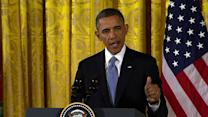 Obama describes changing U.S. role in Afghanistan
