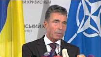 NATO Stands by Ukraine, Urges Russia to 'Follow Genuine Path to Peace'