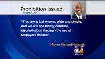 Denver Mayor Bans Non-Essential Travel To Indiana Over Religious Freedom Law