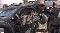 Taliban Claim Afghanistan Suicide Bombing