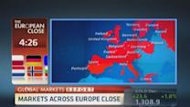 European markets close: Italian recession