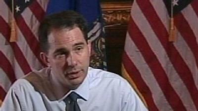 12 News Talks With Governor Walker About Recall Elections