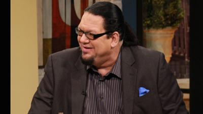 Penn Jillette Talks Fatherhood And 'Every Day Is An Atheist Holiday!'