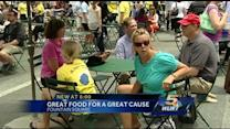 Food trucks' event sends proceeds to 'Josh Cares' program