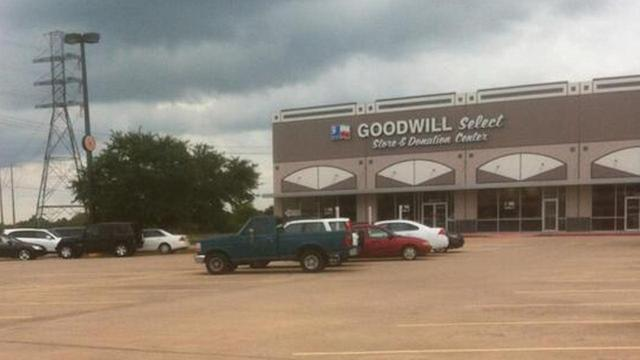 Dead baby found in trash at thrift store in Webster