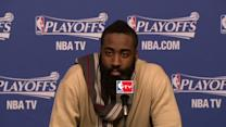 Press Pass: Harden and Parsons