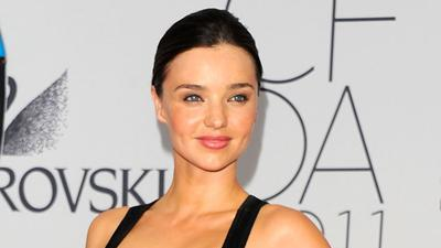 Miranda Kerr's Secret To Keeping The Baby Weight Off!