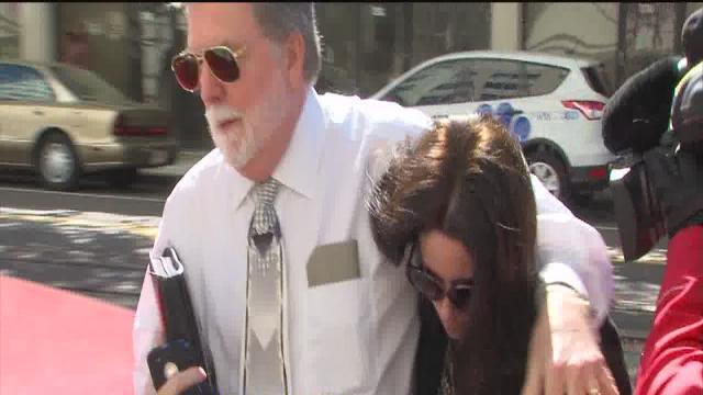 Casey Anthony comes to Tampa for bankruptcy hearing