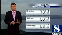 Check out your Sunday evening KSBW Weather Forecast 03 17 13
