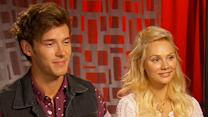 Clare Bowen And Sam Palladio: How'd They Get The Accent Right For ABC's 'Nashville'?
