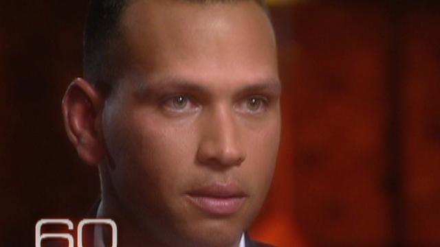 60 Minutes: A-Rod On Steroids