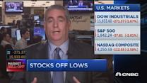 Lack of liquidity could exacerbate sell-off: Pro