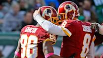 RADIO: Pierre Garcon sees growth in Kirk Cousins