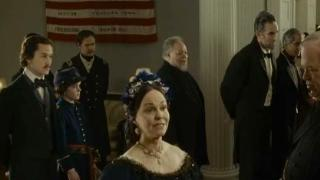 Lincoln: Mary Todd Lincoln And Thaddeus Stevens At The Ball (Uk)