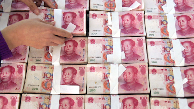 China's falling currency and slowing economy could spark global tensions: Marc Chandler