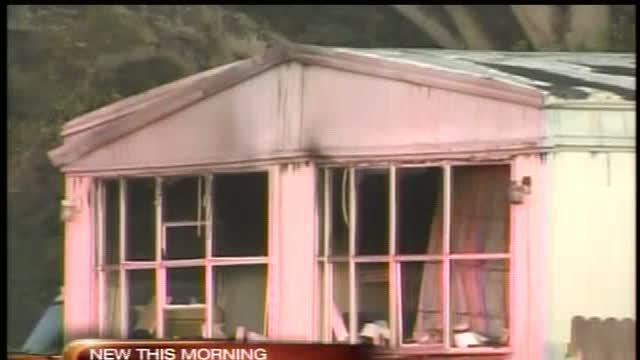 Early morning fire in Pinellas Park