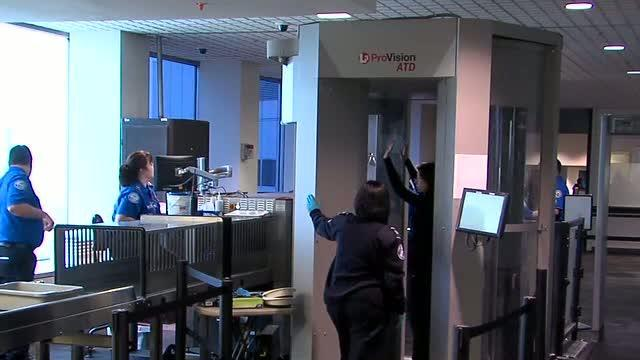 New and improved Concourse A scanners