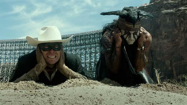 'The Lone Ranger' Final Theatrical Trailer