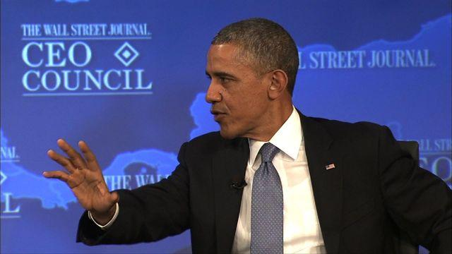 Obama: Most powerful Iran sanctions won't be touched