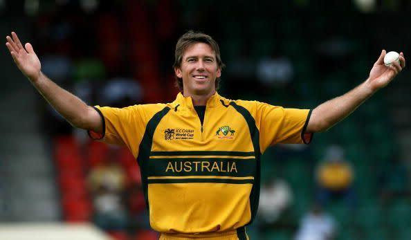 Group A Australia v Scotland - Cricket World Cup 2007