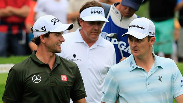 Handicapping The Masters