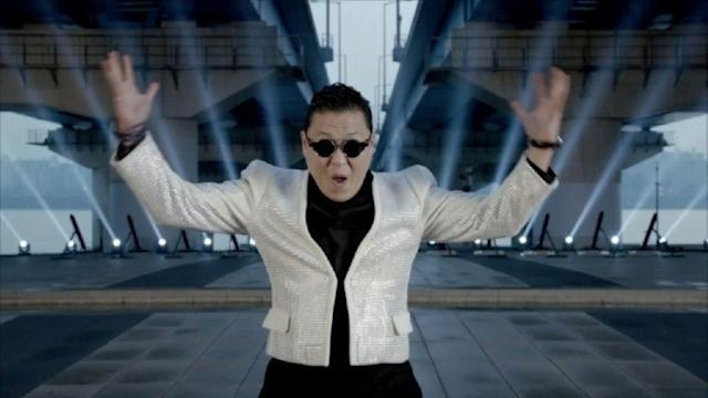 "Psy lanza su video ""Gentleman"""