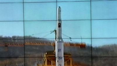 North Korea Shows Off Images of Rocket Launch
