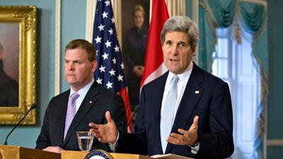 Kerry: Iran Must Be Serious at Nuclear Talks