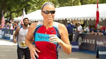 Jennie Finch's triathlon training workout